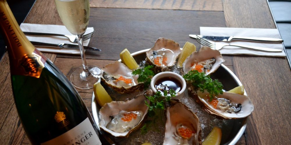 Oysters and a pint are a perfect combo. Here's where to get them in Dublin pubs.