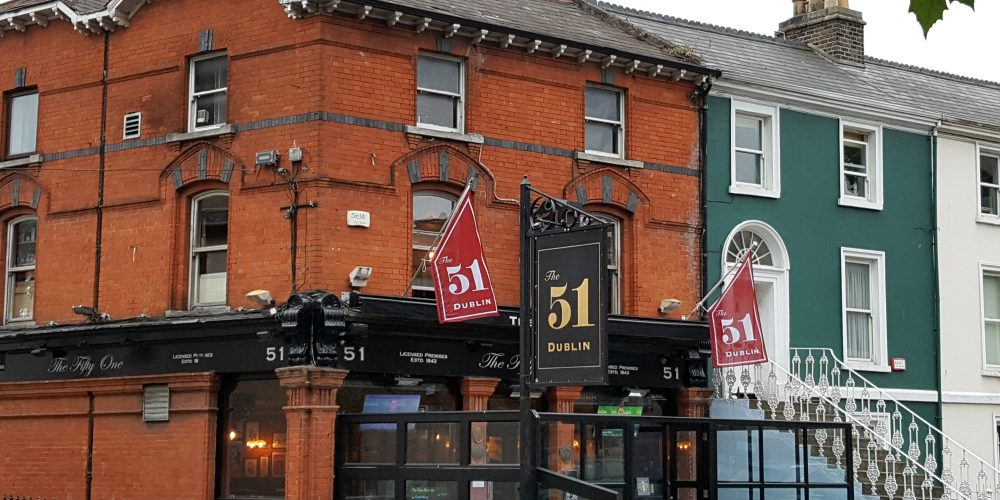 A place for a party: The 51 Bar function room