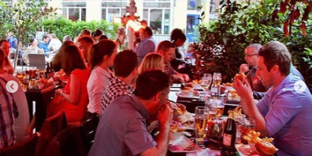BBQ's in Dublin pubs. Here's where you can have an outdoor feast