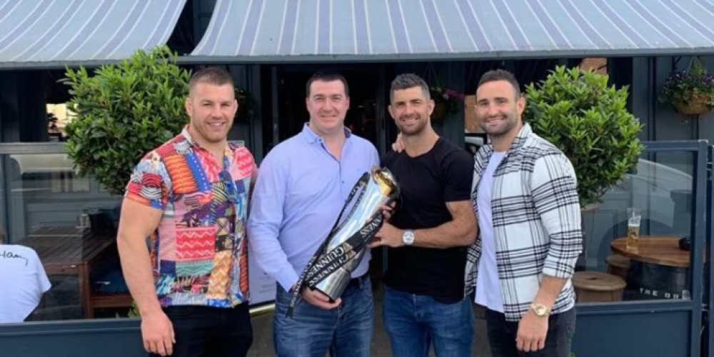 5 Dublin pubs owned by Irish rugby players