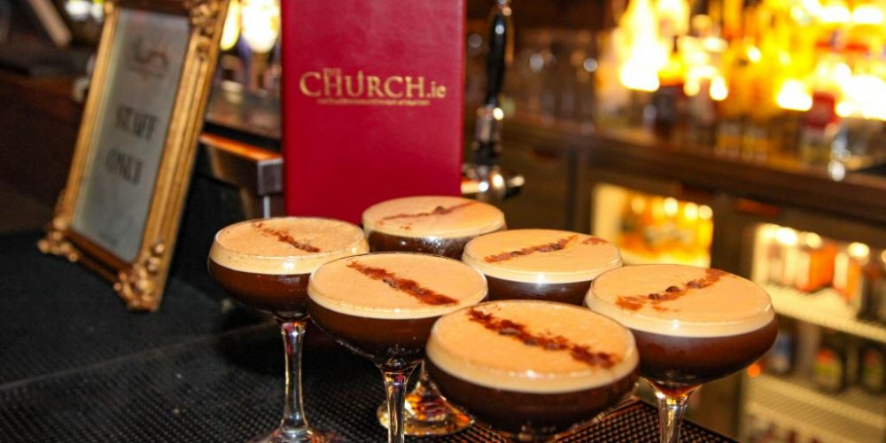 Thursday Tipples at The Church. 2 for 1 cocktails and more.