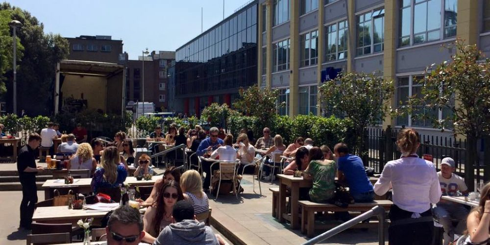 5 Dublin beer gardens where you can watch the World Cup