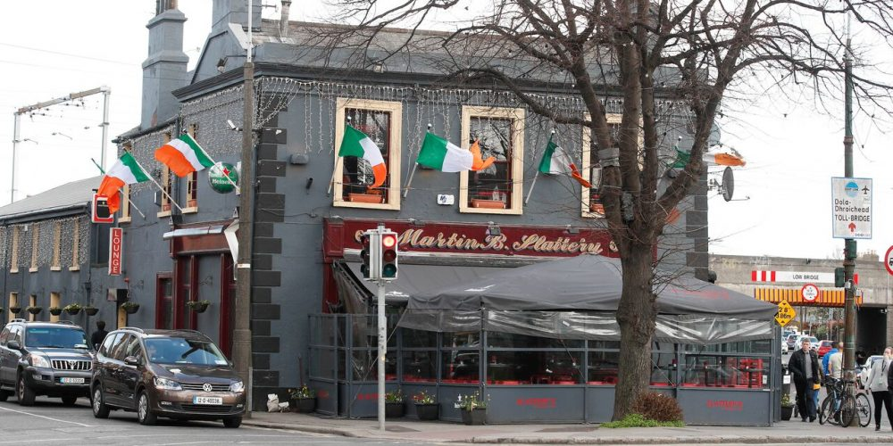 Slattery's Beggars Bush are giving all bar takings on Good Friday to 2 charities