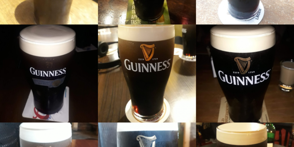 Who rates the raters? How appreciation for Guinness draws a crowd online.