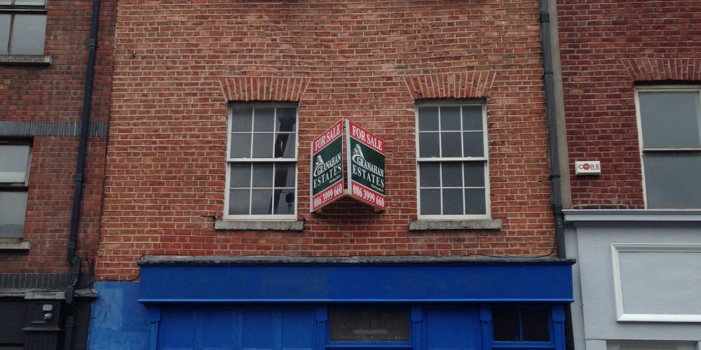 Barney Kiernan's pub from Joyce's 'Ulysses' is up for sale.