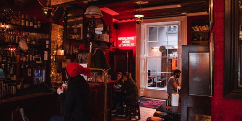 6 pubs to take shelter on a miserable, manky day in Dublin