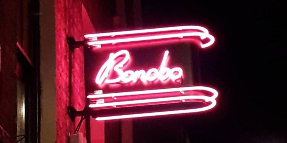 Inside Bonobo, a cracking looking new pub in Smithfield.