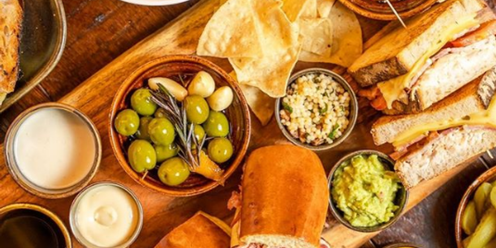 Why olives make a good pub snack; and a few pubs where you can get them.