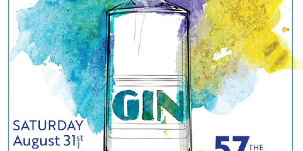 Gin drinkers, there's a gin fair on this weekend.