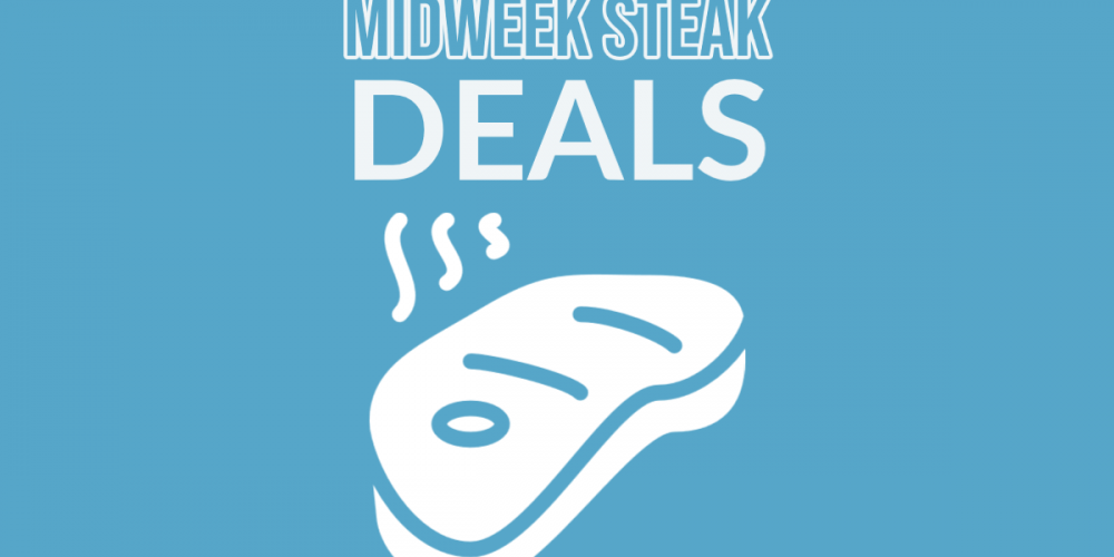 Beef up your midweek. Steak meal deals in Dublin pubs