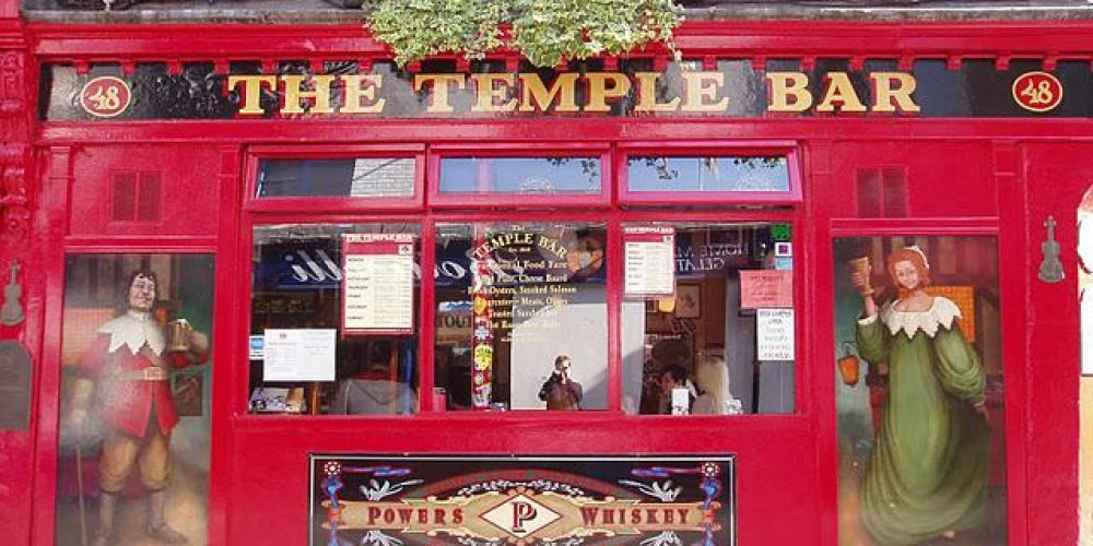 Temple Bar Pub Crawl