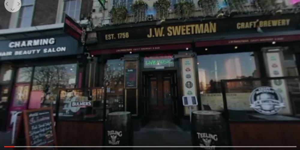 360 Video: Take a look around JW Sweetman in full 360 video.