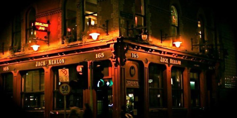 Jack Nealon's on Capel Street is due to close next month.
