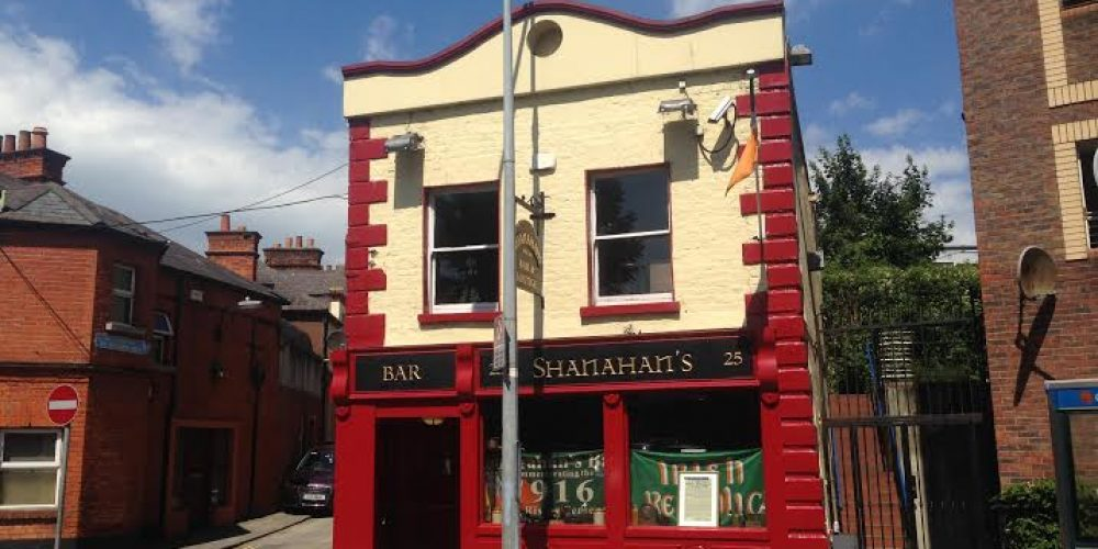 Finding a new local where hospitality comes free: Shanahans in The Coombe.
