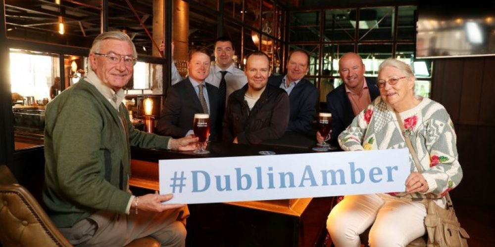It's #DublinAmber week! Celebrate and raise money for ALONE.