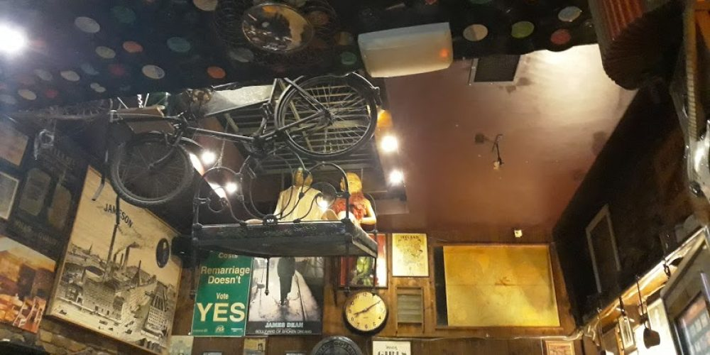 The Glimmerman might be the most visually interesting interior of a pub in Dublin