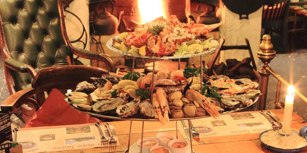 Seafood lovers. This is one dish you have to try.