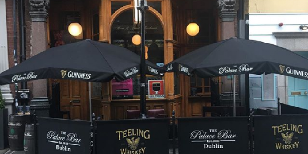 Dublin pubs open with limited outdoor capacity