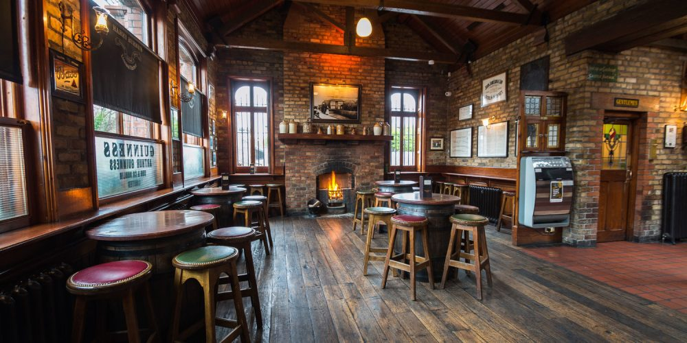 Harry Byrnes and Cafe en Seine take home the big prizes at the Irish Pub Awards.