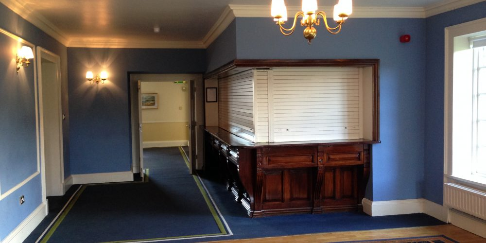 A peek inside a private members bar: The Law Society