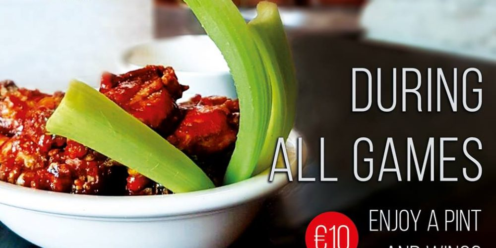 Food and drink deals for the 6 Nations in Dublin pubs