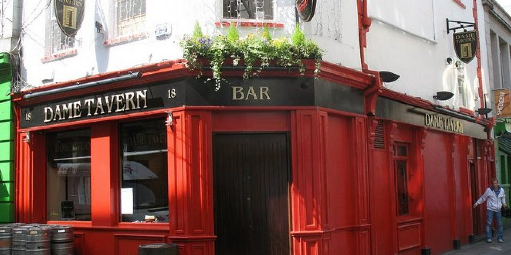 17 places to go after a GAA match in Croke park
