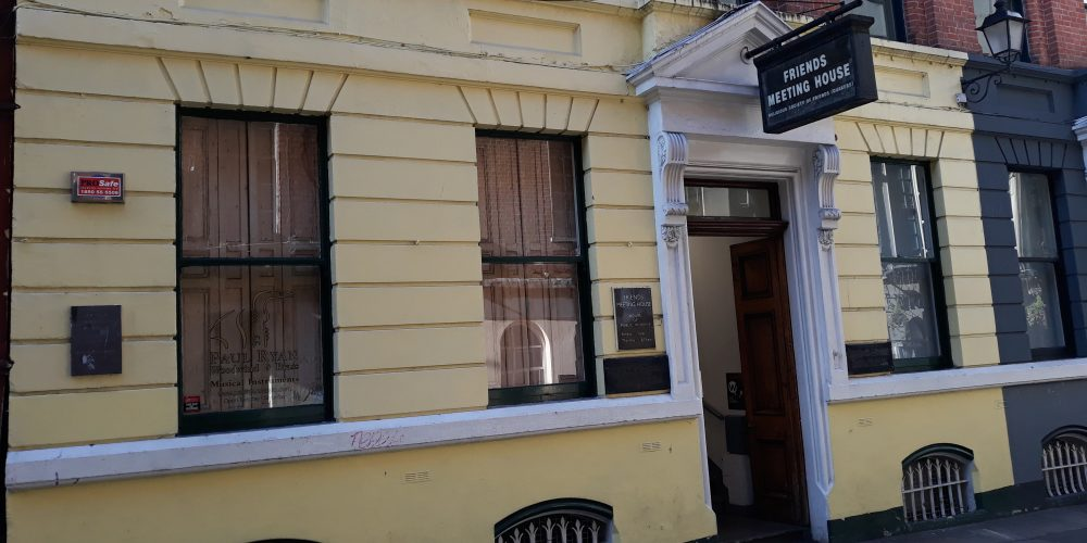 The Hell Fire Club had a favourite drinking spot. Dublin's forgotten pub, The Eagle Tavern.