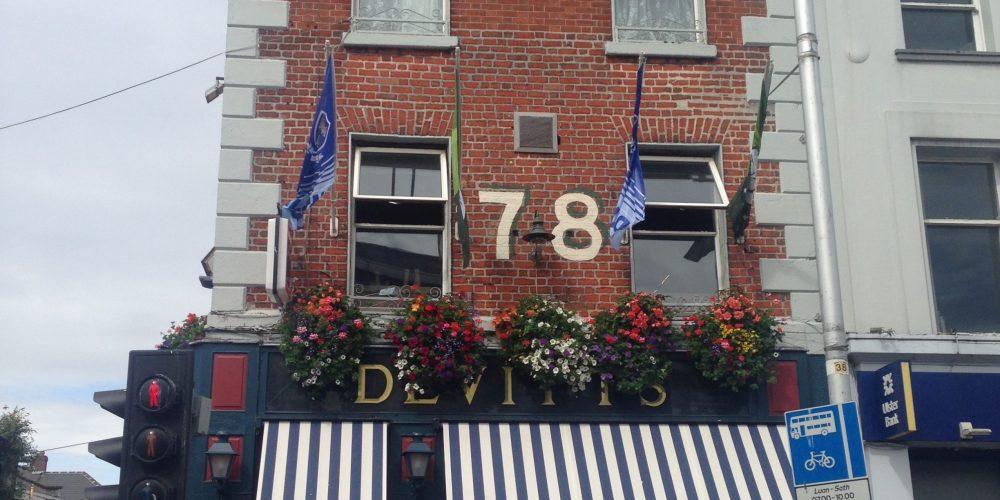 The new look Devitt's on Camden Street is smashing.