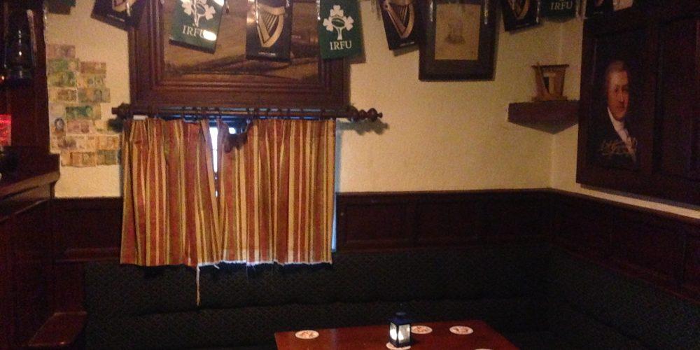 A cosy room in Kilmainham: The Royal oak