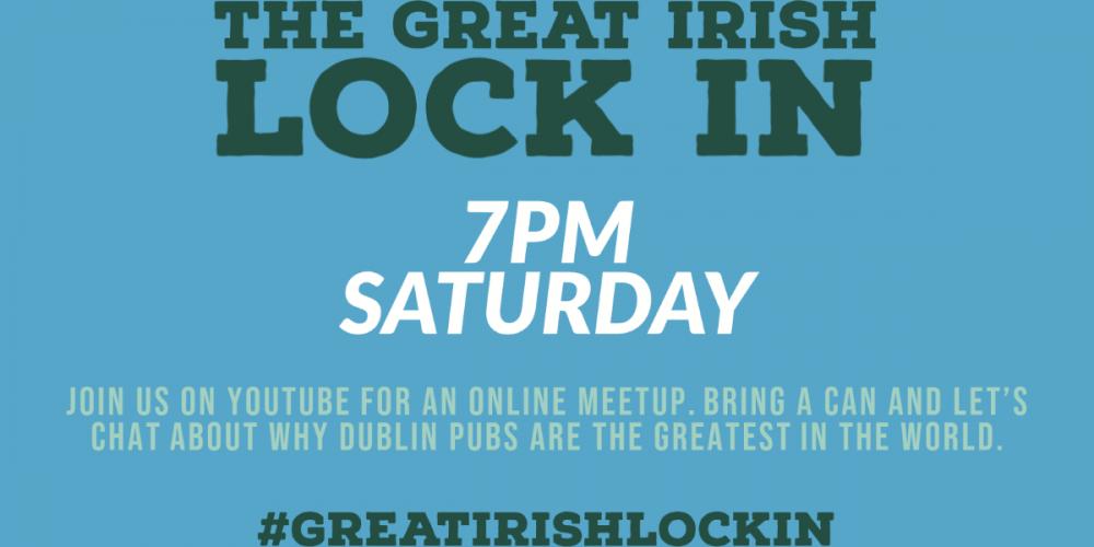 The Great Irish Lock In