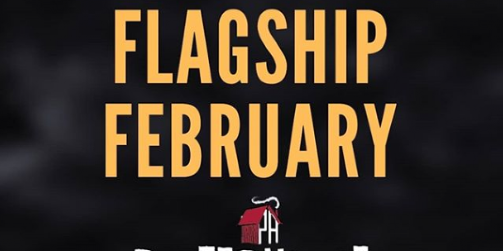 'Flagship February'- Getting behind Irish beer one week at a time.