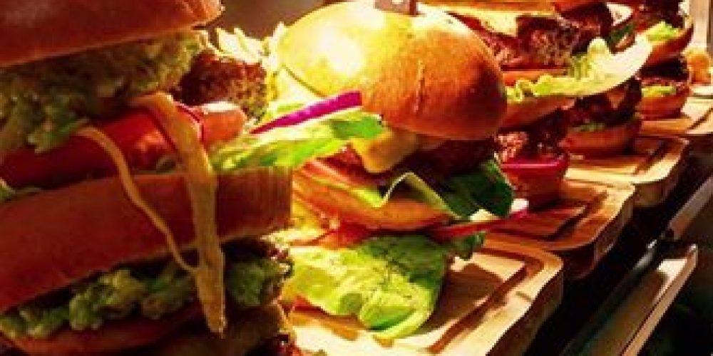 Is this Dublin's biggest pub burger?