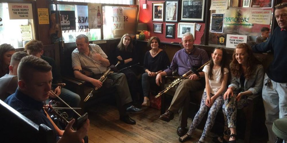 The best pubs for traditional Irish music in Dublin