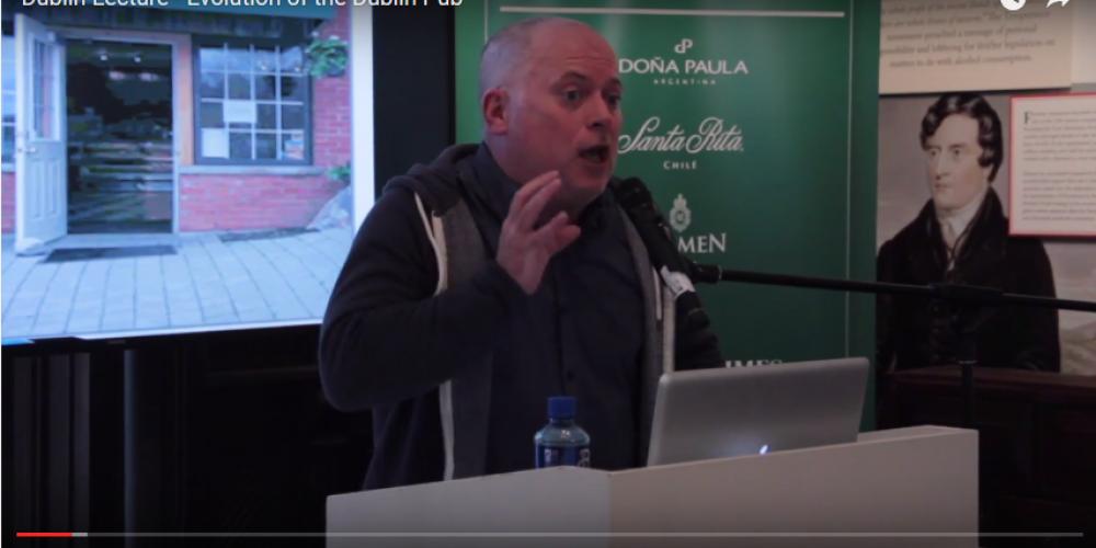 VIDEO: The evolution of the Dublin pub