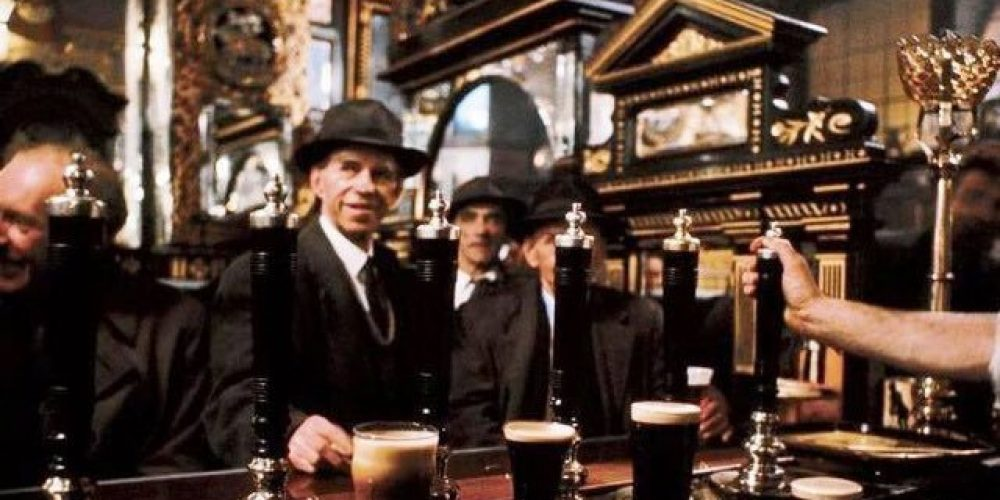 How many pints of Guinness do you think The Long Hall has sold in its 253 years of trading?