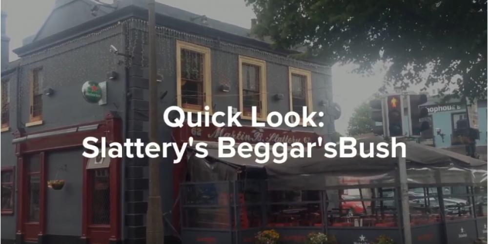 VIDEO: Quick Look: Slattery's Beggar's Bush