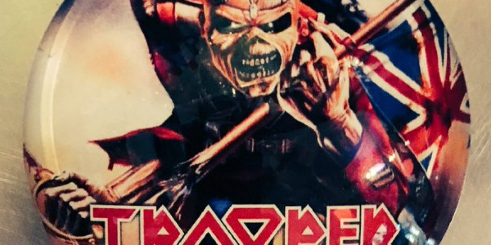 Going to see Iron Maiden? Here's 3 pubs where you can get their trooper beer.