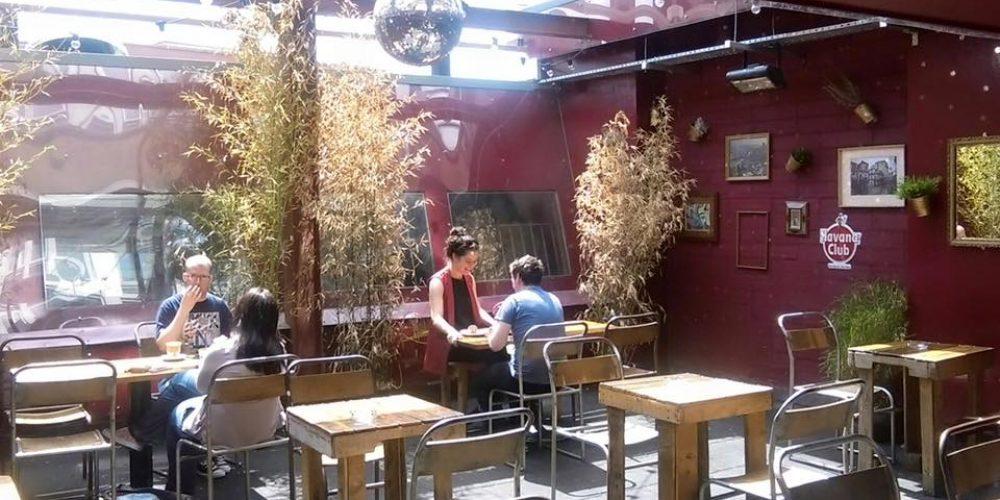 Beer gardens on the Northside of Dublin city