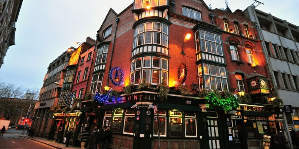 Dublin pubs open on St Stephen's Day