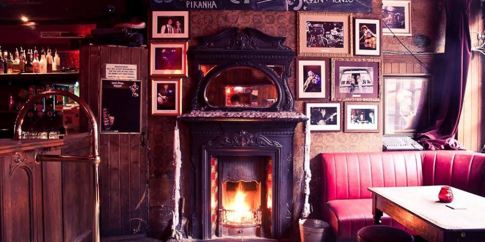 All the Dublin pubs with a roaring fire for the Winter months.
