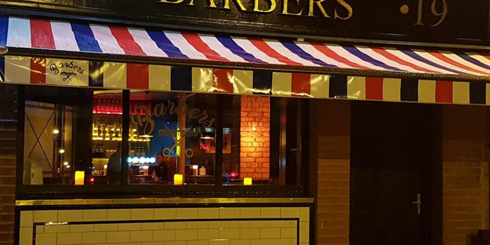 There's a barber themed pub opening in Dublin.