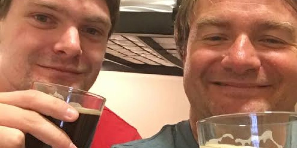 Beeracle on Fleet Street. How craft beer saved Christmas (for two people).