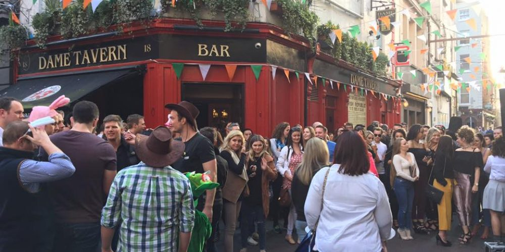Pubs with live music after the All Ireland final