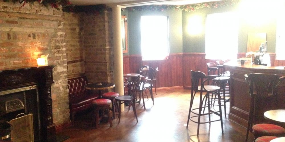 Upstairs in The Dame Tavern is a deadly place for a traditional Dublin party.
