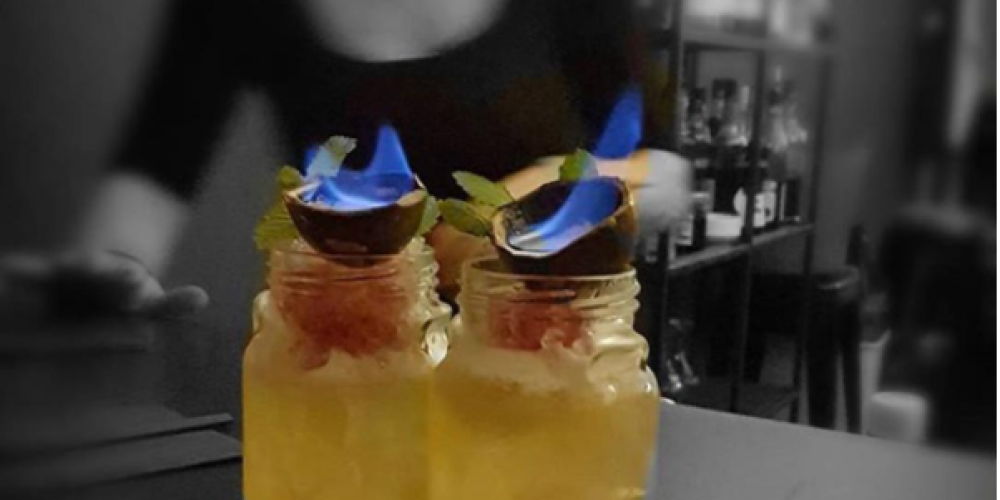 Drop Dead Twice. The exceptional BYO cocktail experience