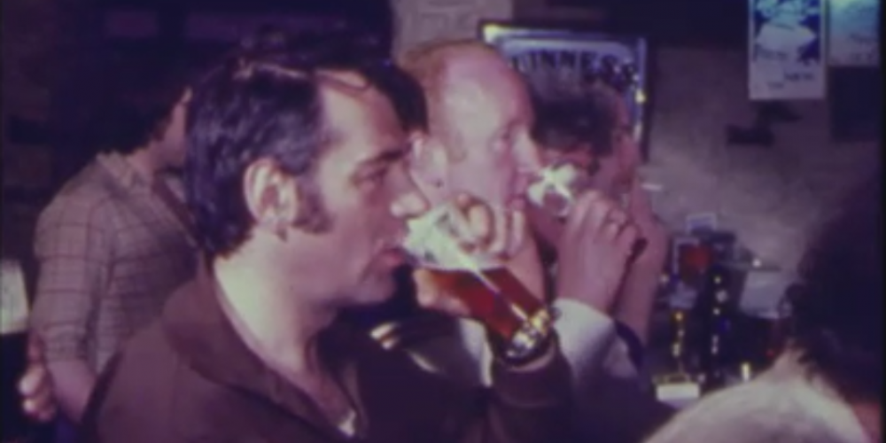 The best pub related clips from the RTE archives.
