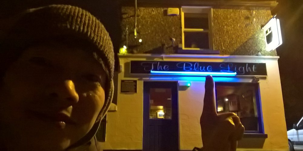 Remember Yuya, the Japanesese guy trying to visit every pub in Dublin? Well, he's getting closer to his target.