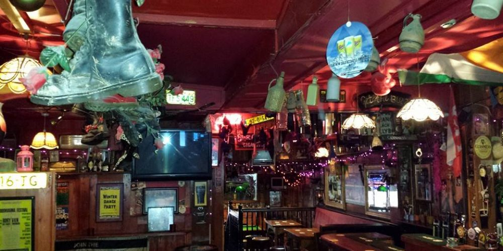 8 of the best dive bars in Dublin.