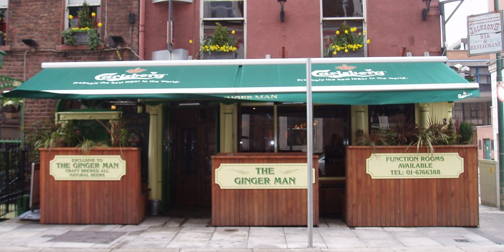 Dublin pub names explained. Pubs named after people who are not the owner.
