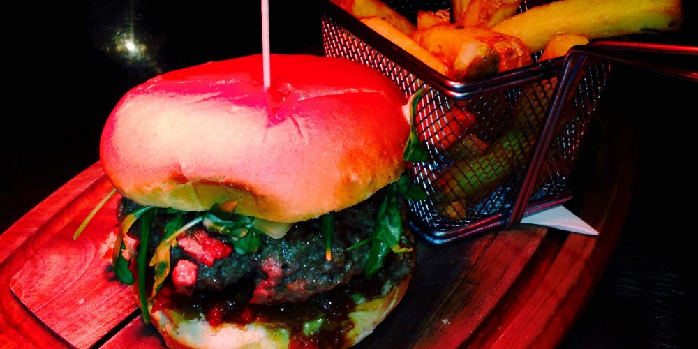 Burger fans rejoice. Kennedy's have a new gourmet offering.